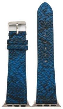 Nimitec Snake Leather Apple Watch Band