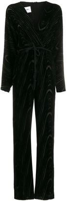 Nanushka Jax belted jumpsuit