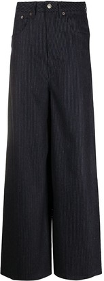MM6 MAISON MARGIELA Wide-Leg Trousers