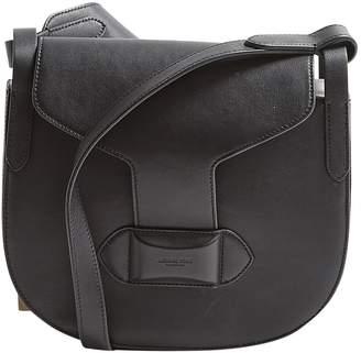 Michael Kors Black Leather Handbags