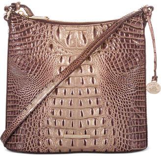 Brahmin Melbourne Embossed Leather Katie Crossbody