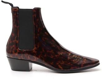 Saint Laurent Dylan Chelsea Boots