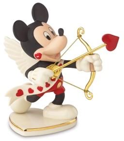 Lenox Mickey's Valentine For You Figurine