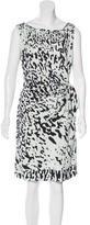Diane von Furstenberg New Della Mini Dress