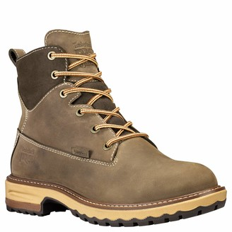 "Timberland Women's Hightower 6"" Soft Toe Waterproof Industrial Boot"