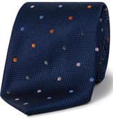 Van Heusen Multi Color Spot Tie