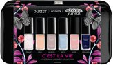 Butter London C'Est La Vie Petite Trend Lacquer Set, (0.1 Oz Each), 12 Oz, 12 Count
