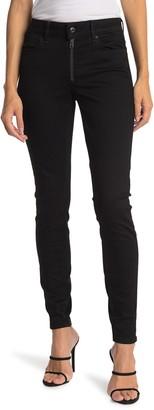 G Star G-Star Exposed Zipper High Super Skinny Jeans