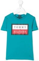 Tommy Hilfiger Junior crew-neck logo T-shirt