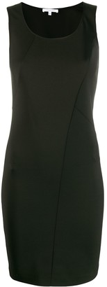 Patrizia Pepe panelled sleeveless dress