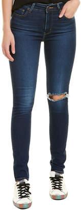 Levi's 721 London Haze High-Rise Skinny Leg