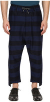 Vivienne Westwood Gipsy Stripes Twist Seam Samurai Pants