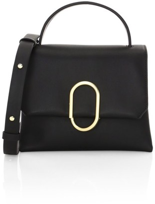 3.1 Phillip Lim Mini Alix Leather Top Handle Satchel