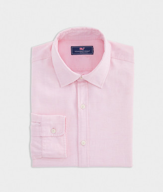 Vineyard Vines Slim Fit Worth Avenue Cooper Button-Down Shirt