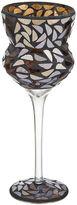 Asstd National Brand Glass Mosaic Goblet Candleholder