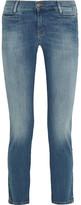 MiH Jeans Paris Mid-rise Skinny Jeans - Mid denim