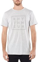 rhythm Men's Box Short Sleeve Tee 8145946