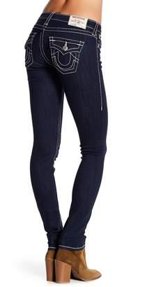 True Religion Flaps Naturaline Big T Skinny Jeans