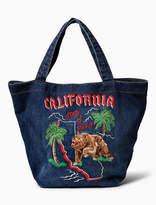 Lucky Brand California Denim Tote