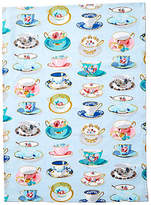 Maison Du Linge Tea Time Tea Towel - Blue