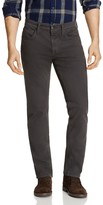 Joe's Jeans Brixton Kinetic Collection Straight Fit Twill Jeans in Raven - 100% Exclusive