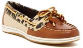 Sperry Firefish Leopard Boat Shoe
