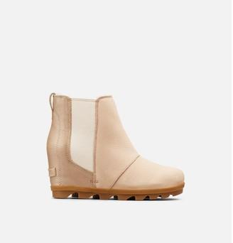 Sorel Women's Joan of Arctic Wedge II Chelsea Lux Boot