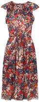 LK Bennett Kayla Floral Silk Dress