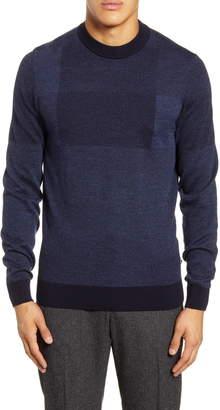 BOSS Bilivio Slim Fit Wool Sweater