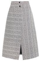 Carven Cotton-blend skirt