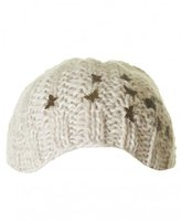 Barts Butterfly Stud Knitted Fly Beanie Hat
