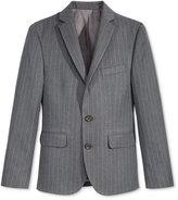 Lauren Ralph Lauren Boys' Charcoal Stripe Nested Jacket