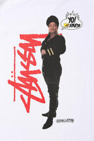 Stussy X Yo! MTV Raps Queen Latifah Tee