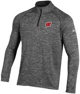 Under Armour Men's Wisconsin Badgers Tech Pullover