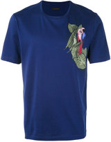 Z Zegna parrot T-shirt - men - Cotton - XS