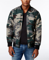 American Rag Men's Camo Bomber Jacket, Only at Macy's