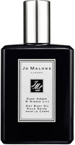 Jo Malone Dark Amber & Ginger Lily dry body oil 100ml