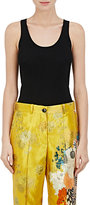 Dries Van Noten Women's Nanoe Rib-Knit Tank