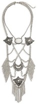 Topshop Women's Layered Statement Necklace