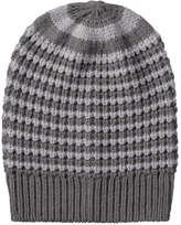 Joe Fresh Women's Moss Knit Hat, Dark Grey Mix (Size O/S)