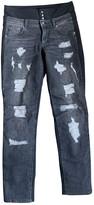 Bogner Black Trousers for Women