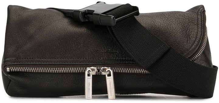 Rick Owens Small Duffle Belt Bag