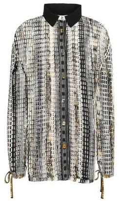 Missoni Open-knit Wool-blend Shirt