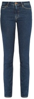MiH Jeans Daily high-rise straight-leg jeans