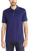 Robert Graham Men's Marlow Short-Sleeve Polo Shirt