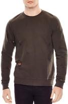 Sandro Destroy Cotton Sweatshirt