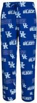 Concepts Sport Men's Concepts Sport Kentucky Wildcats Slide Lounge Pants