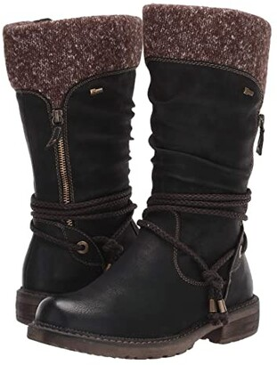 Spring Step Acaphine (Black) Women's Boots