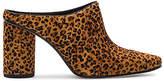 Rachel Comey Scarpa Calf Hair Mules in Cognac. - size 6 (also in 6.5,7,7.5,8.5)