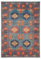 "Solo Rugs Adina Collection Oriental Rug, 6'1"" x 8'9"""